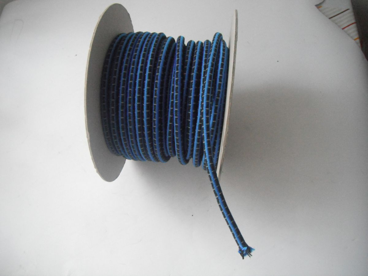 Gumové lano